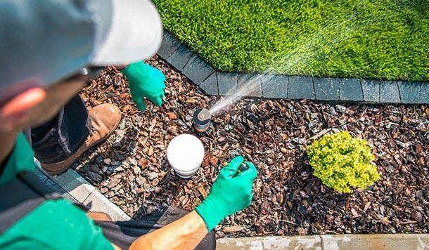Mejora de sistema de irrigación