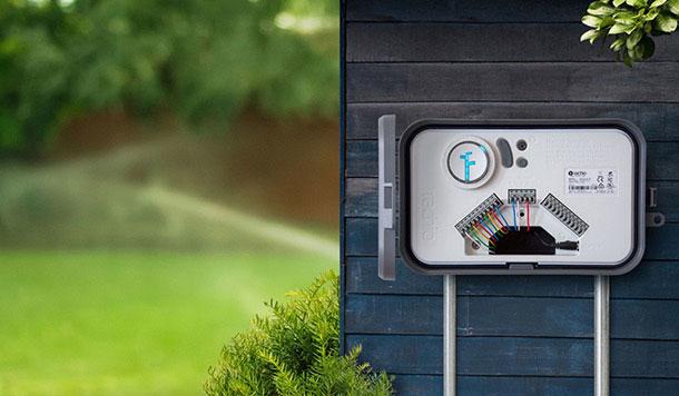 Control de irrigación